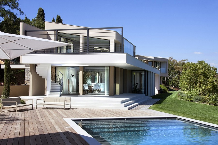 Maisons Contemporaines DArchitectes  SaintTropez  Bam Magazine