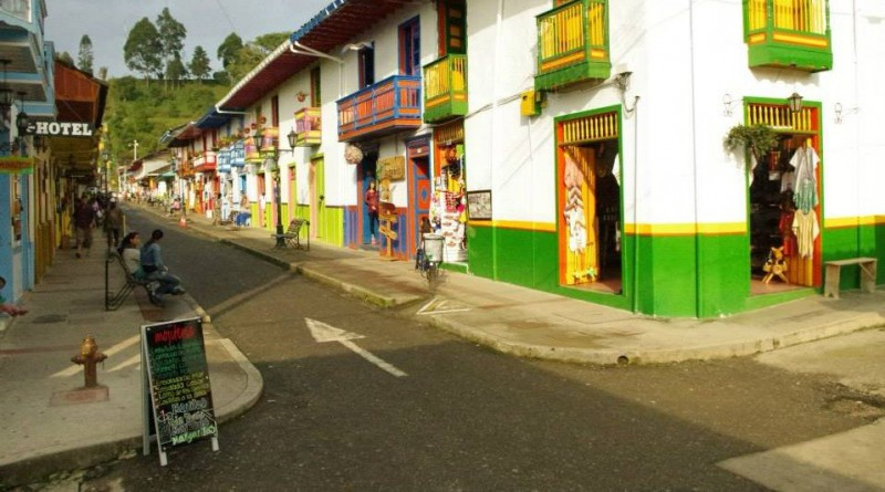 Colombian Happiness Culture