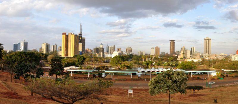 Kenya's capital, Nairobi