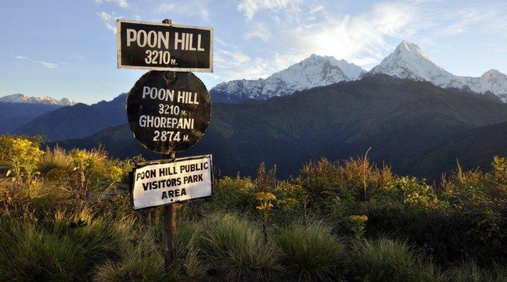 Poon Hill summit trek, Ghorepani