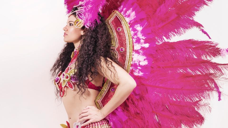 Rio Carnival custome