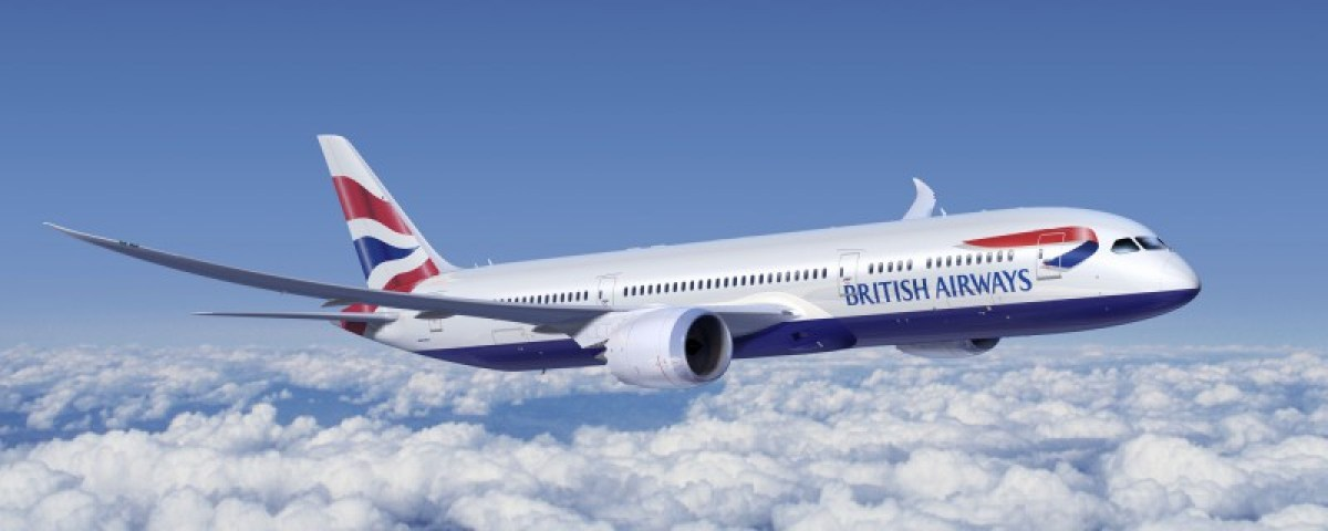British Airways 787-9 Artwork K64245