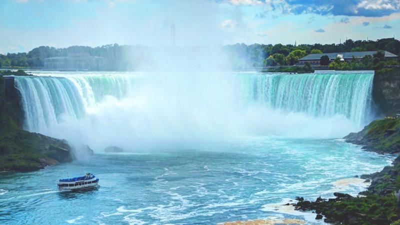 Discovering Niagara Falls