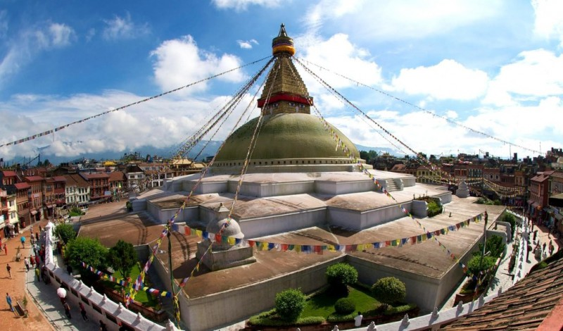 9 of the World's Most Spectacular Buddhist Temples