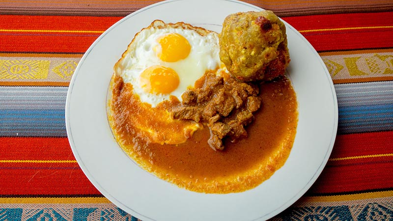 Eat Your Way Through Ecuador
