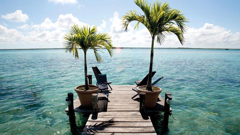 Bacalar: The Seven Colours Lagoon