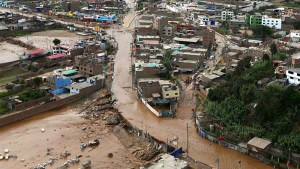 El Niño Causes Major Floods in Peru