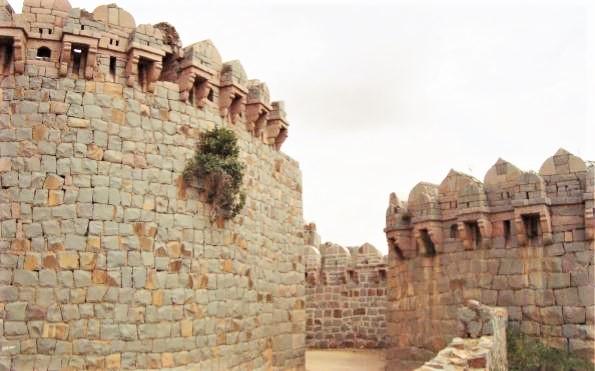 Anjdiv Fort in Goa, India