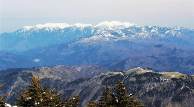 another underrated favourit eof japan's natural wonders are the Japanese Alps