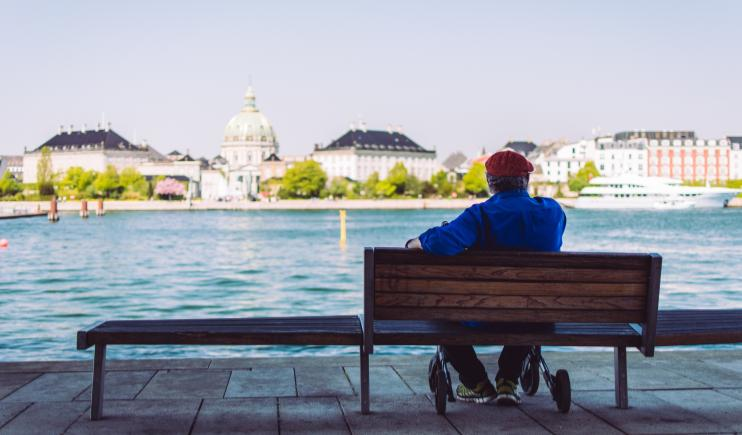 City views of Copenhagen- Happiest Places in the World