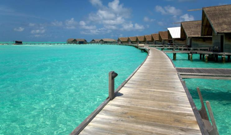 The Crystal Clear Waters of the Maldives- Endangered Places