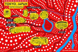If 7 Famous Artists Created Maps of the Cities They Loved
