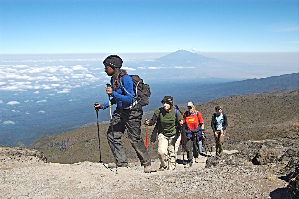 Mount Kilimanjaro- Seven Summits