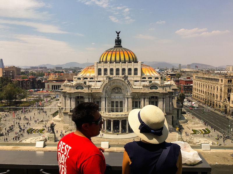 Explore the Historic Centre & Museum of Anthropology- Mexico City