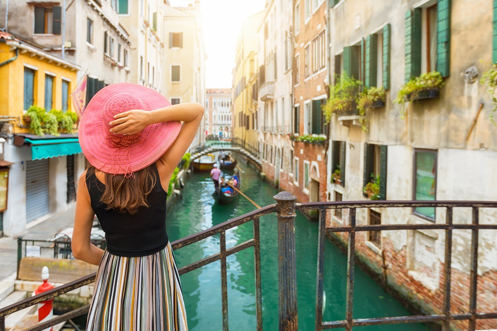 Venice- A destination being destroyed by tourism
