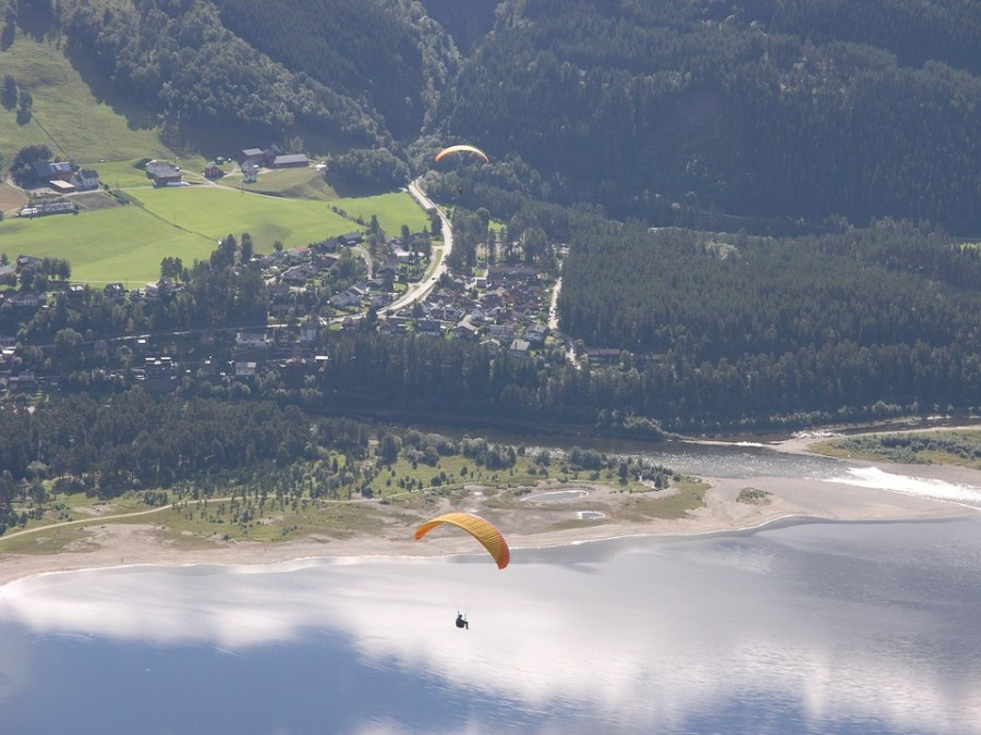 Extreme Sport Norway Voss Active Hang Gliding