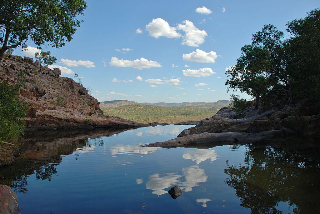 Gunlom Falls Kakadu NT