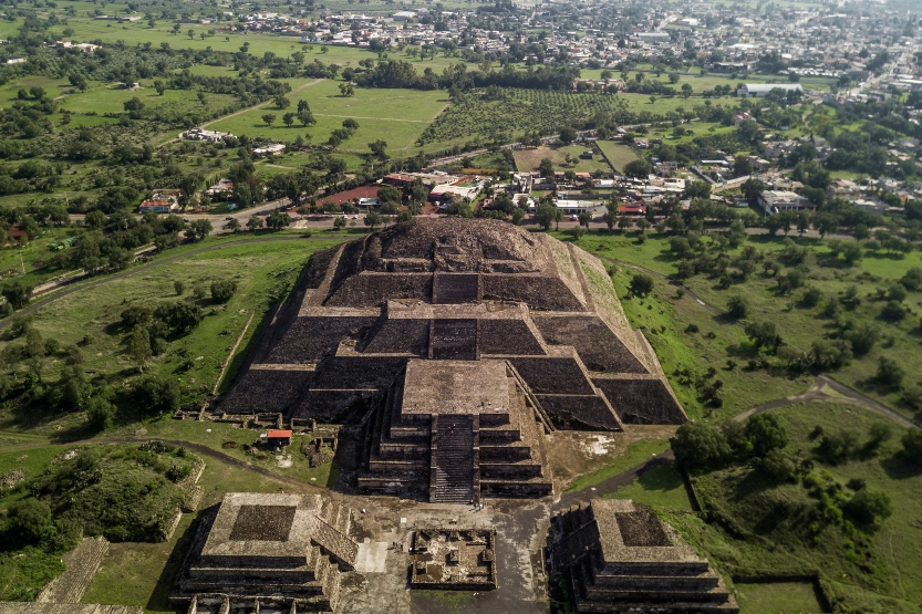 Teotihuacán: the ancient city of gods and pyramids