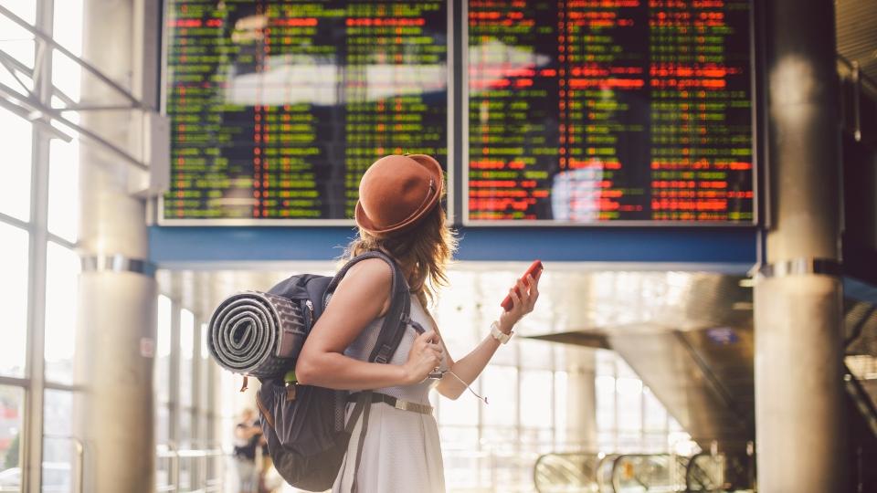 Gen Z Female Solo Traveller