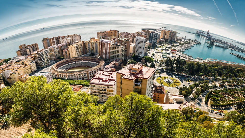 Malaga named European Smart City in 2020.