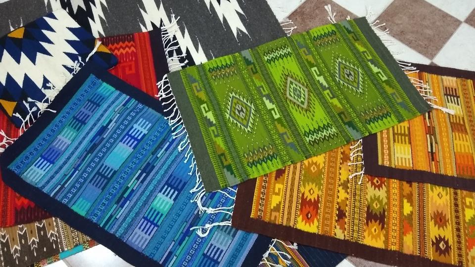 Textile making