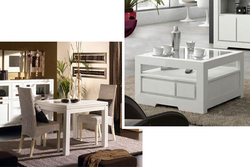 lienzo muebles blancos