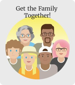 Four Ways BAND Can Help You Get the Family Together