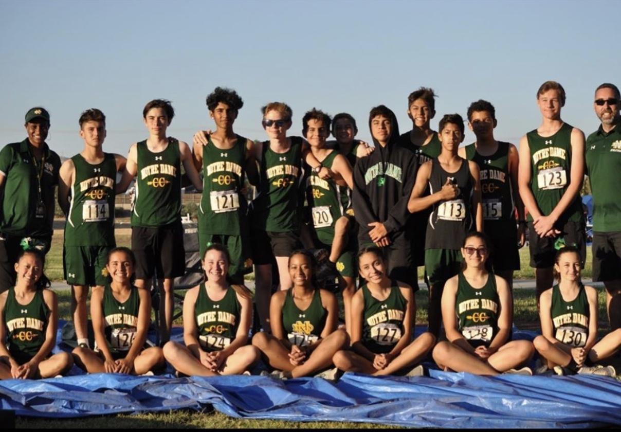 Notre Dame High School Cross Country
