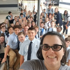 English Teacher uses BAND to Focus on what she Loves and Improve Student Accountability