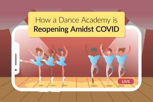 How a Dance Academy is Reopening Amidst COVID
