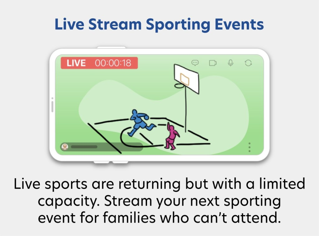 live stream sporting events