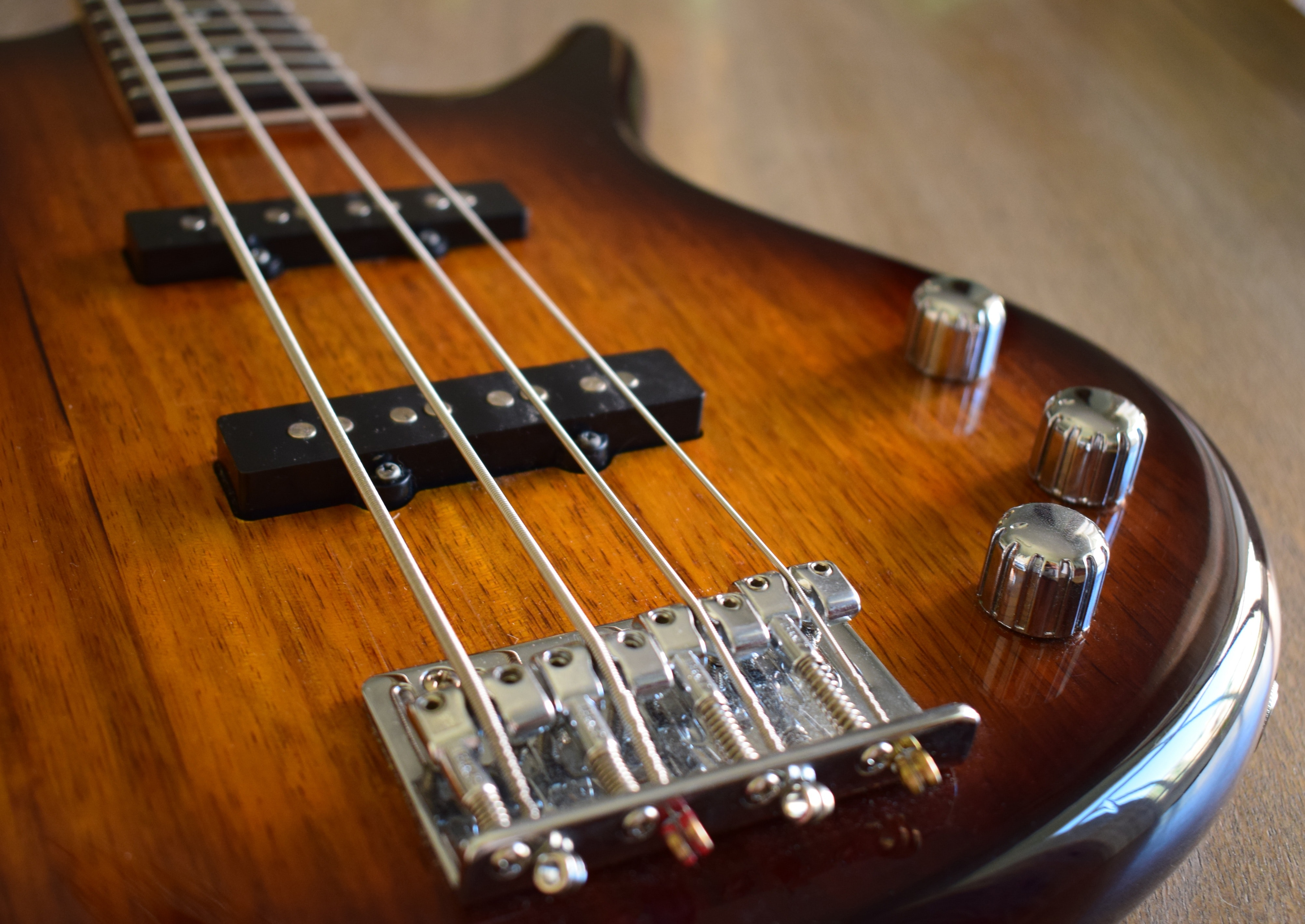 Thick Thinking – Switching From Guitar To Bass