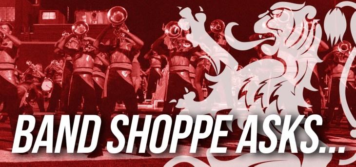 Band Shoppe Asks... Boston Crusaders