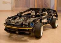 Car trends - Lego car