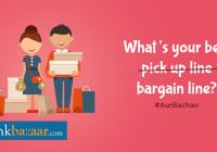 BankBazaar #BestBargain Line Contest