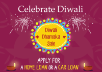 Home Loan & Car Loan Sale!