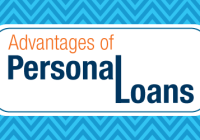 Advantages Of Personal Loans
