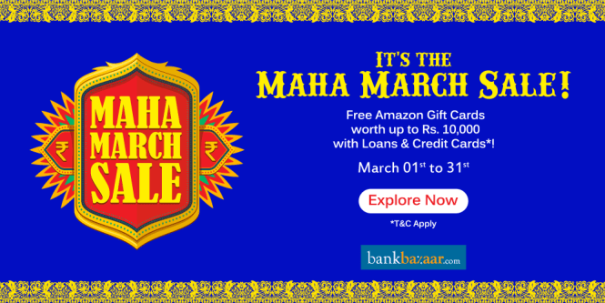 The Maha March Sale Is Here!