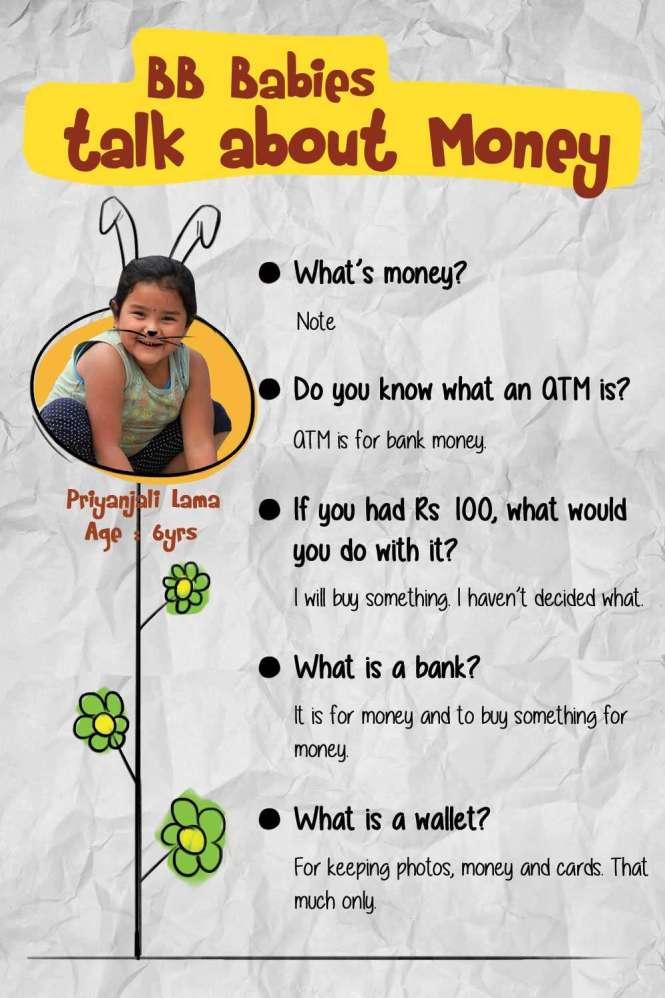 BB Babies Talk About Money