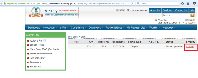 E-Verify on IT site