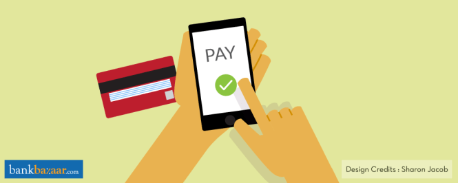 Credit Card Payment through Net Banking
