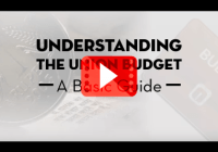 Understanding The Union Budget 2017