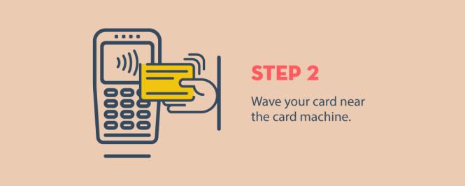 Waving Hello To Visa PayWave