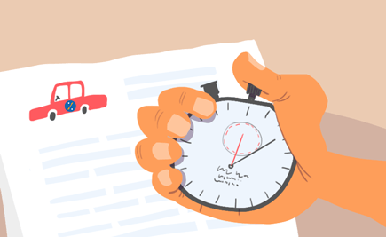 Settle Your Car Insurance Claims In Less Than An Hour With