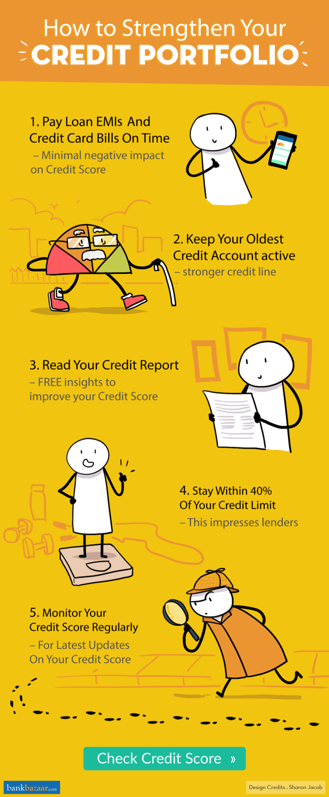 How to Strengthen Your Credit Portfolio