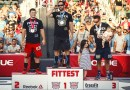 2014 CrossFit Games Podium
