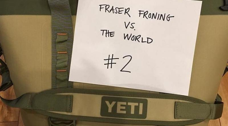 Matt Fraser And Rich Froning Vs The World - WOD 2