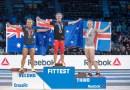 2017 CrossFit Games Women's Podium