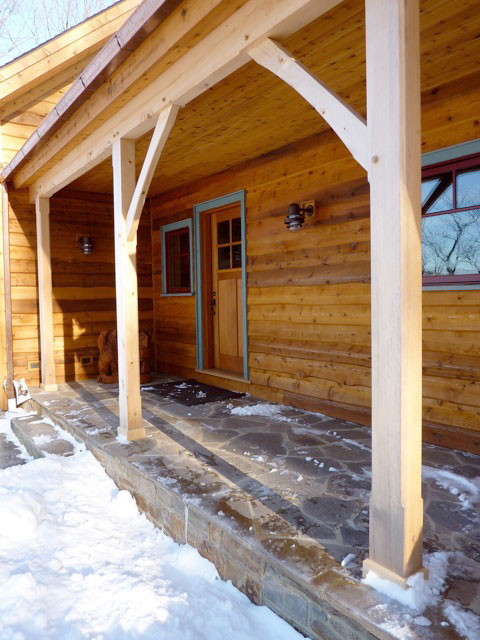 Rustic Lighting Solutions For Timber Frame Homes Blog