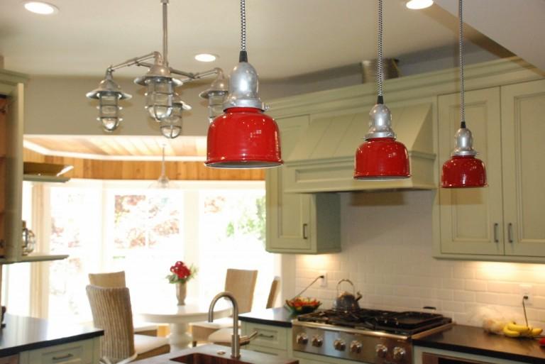 Industrial Lighting Fixtures For Aesthetic Remodel